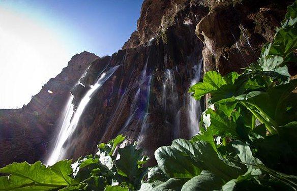 مارگون 2 آبشار مارگون