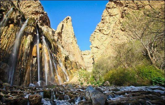مارگون 4 آبشار مارگون