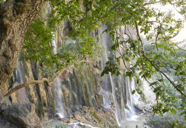 مارگون 8 آبشار مارگون