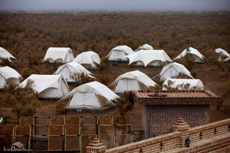 اکو کمپ متین آباد