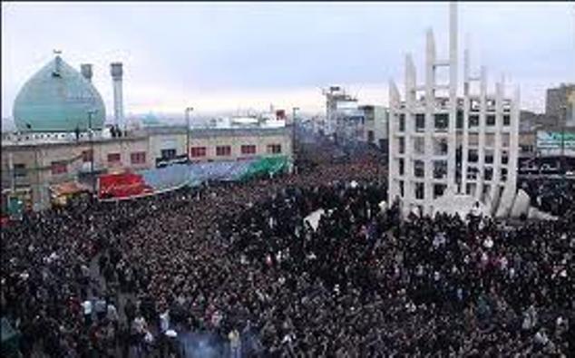 محرم در استان زنجان