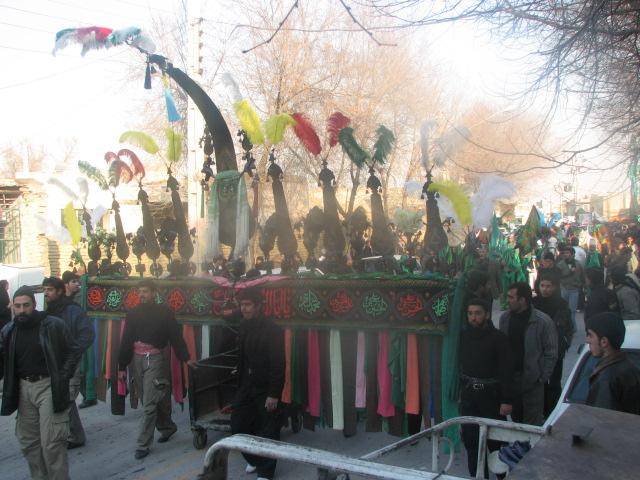 محرم 1 محرم در اصفهان