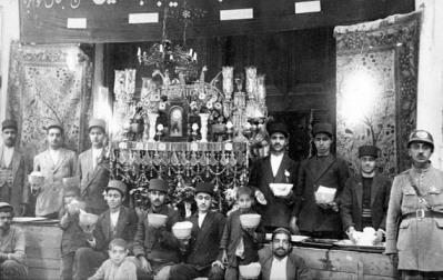 محرم 7 تکیه در تهران تکیه در تهران (تاریخچه و معرفی کامل)