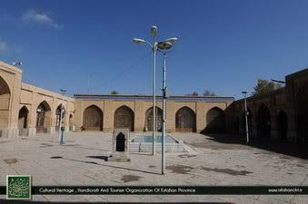 مسجد جامع 4 مسجد جامع گلپایگان