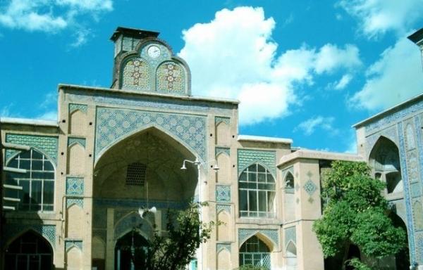 مسجد 10 مسجد مشیر