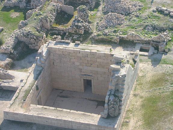 معبد 6 معبد آناهیتا کازرون