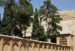 باغ موزه هفت تنان ، مقبره هفت عارف در شیراز