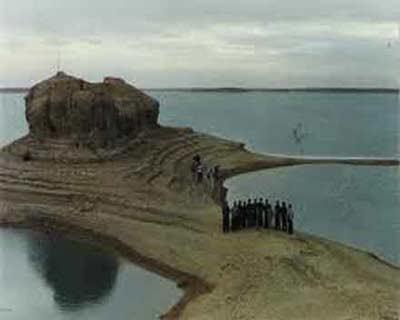 -نیمه-2 دریاچه چاه نیمه