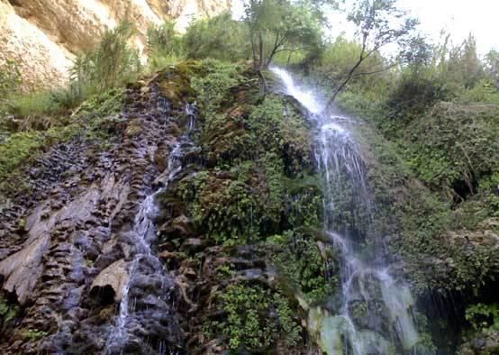 کاسه 2 آبشار کاسه رود