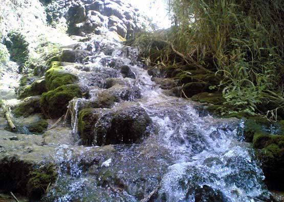 کاسه 3 آبشار کاسه رود