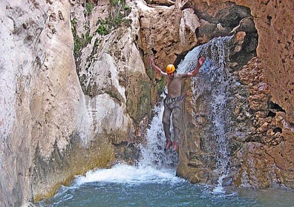 کاسه 5 آبشار کاسه رود