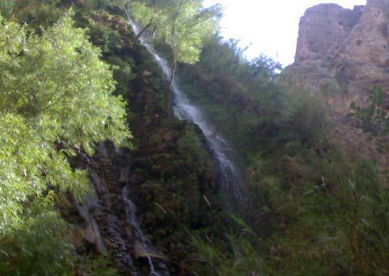 کاسه 6 آبشار کاسه رود