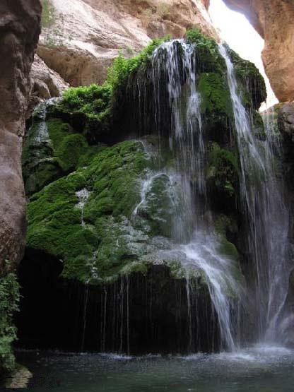کاسه 8 آبشار کاسه رود