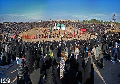 کاشان 1 محرم در اصفهان