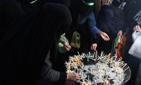 کاشان 4 محرم در اصفهان