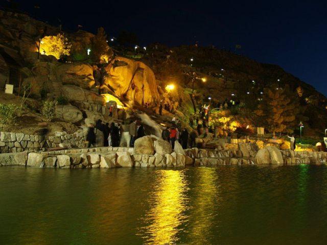 پارک کوه سنگی