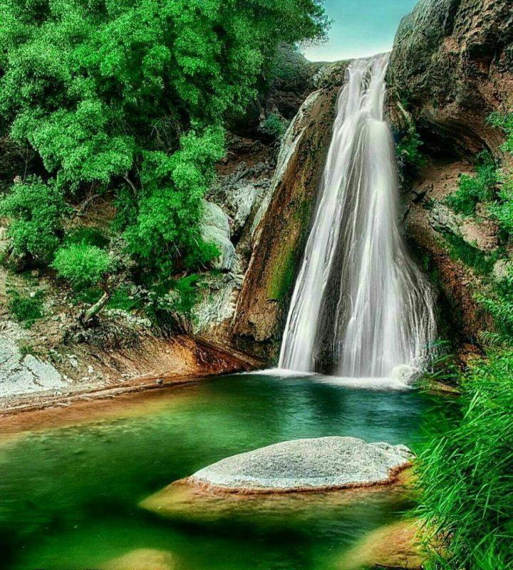 آبشار گریت | سیری در ایران