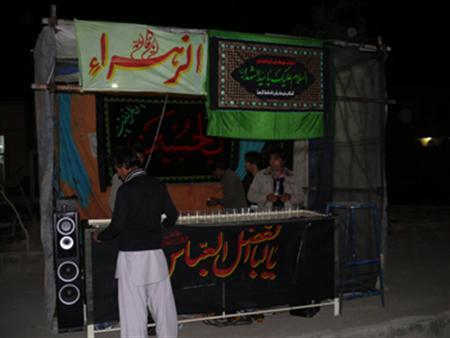 محرم در استان سیستان وبلوچستان