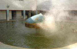 20774 غفلت از قابلیت درمانگری چشمههای آب گرم و تپههای شنی کرمان