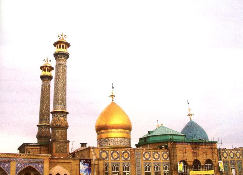 Hazrat Shahabdolazim حرم عبدالعظیم حسنی