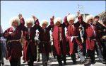 مراسم عروسی ترکمن ها