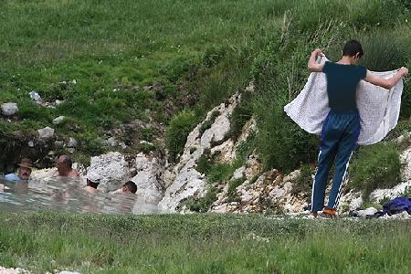 چشمه آب معدنی سجیران