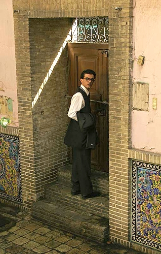 خانه صادق هدایت تهران