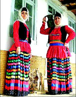 karkan.ir_0622 لباسهای محلی گیلان