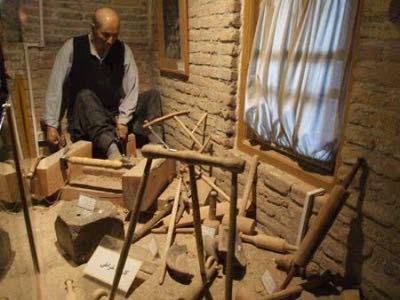moze-khoram4 موزه مردم شناسی خرم آباد