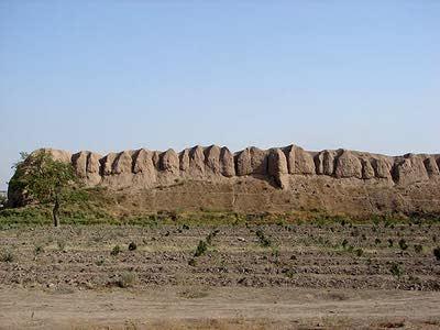 قلعه گبری ری