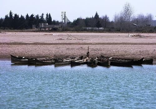 رودخانه سفیدرود ( سد منجیل )
