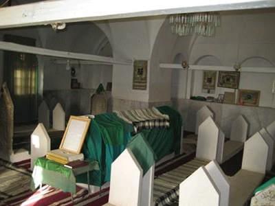 sharafardalan مقبره شرف الملک اردلان