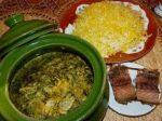 غذاهای محلی گیلان به همراه دستورپخت