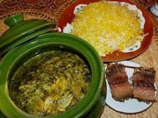غذاهای گیلانی