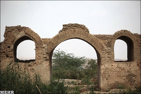 shoshtar_005 بند قیصر (پل شادروان )