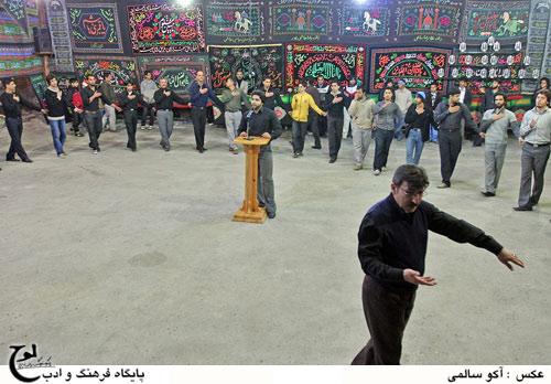 محرم در استان بوشهر