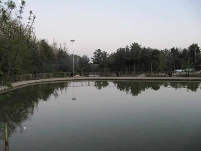 آبشار 1 پارک آبشار شاهرود