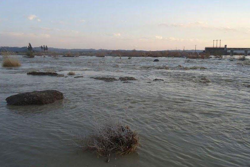 رودخانه ماشکل سراوان