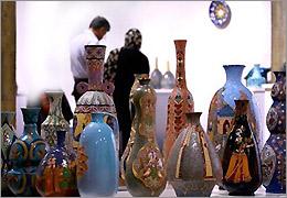 سرامیک صنایع دستی آذربایجان شرقی