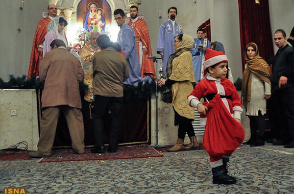 سرکیس 5 کلیسای سرکیس مقدس تهران