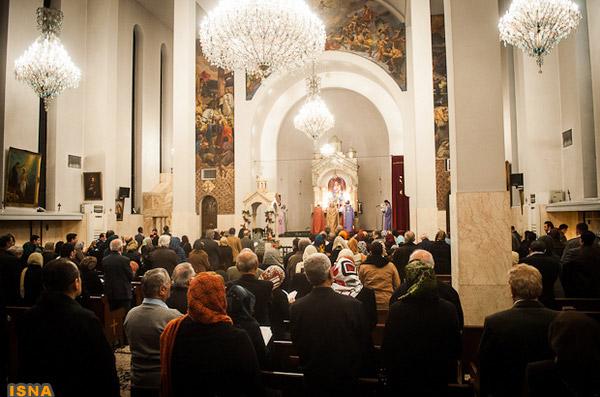 سرکیس 6 کلیسای سرکیس مقدس تهران