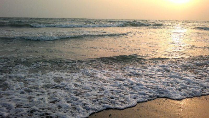 سواحل میناب