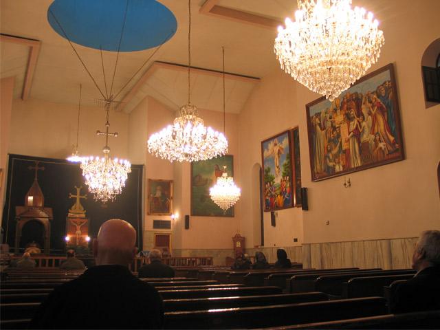 10 کلیسای معروف تهران