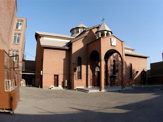 سورپ1 کلیسای سورپ تارگمانچاتس