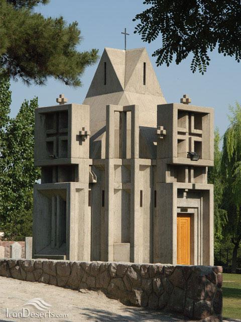 صلیب کلیسای صلیب مقدس