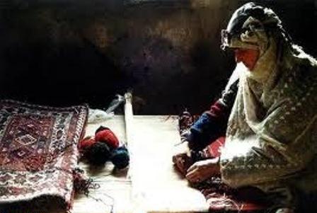 قالی صنایع دستی آذربایجان شرقی