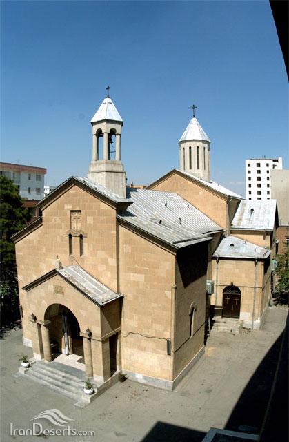 کلیسای مریم مقدس (س)