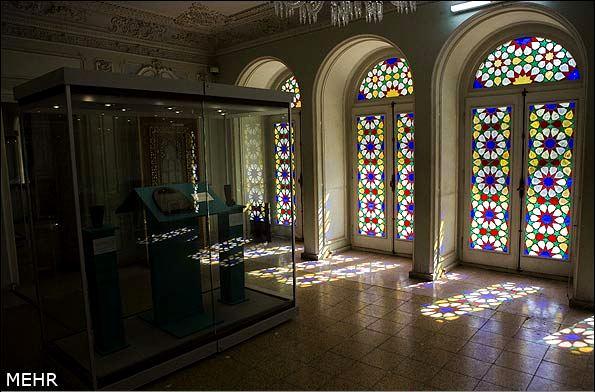 موزه 6 موزه آیینه و روشنایی