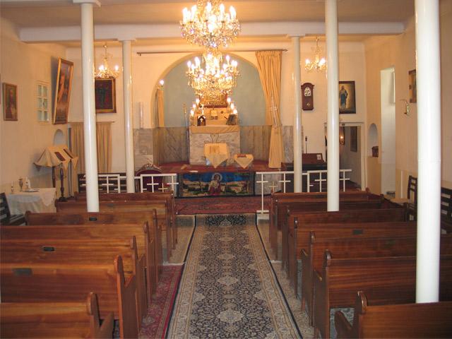 کلیسای میناس مقدس