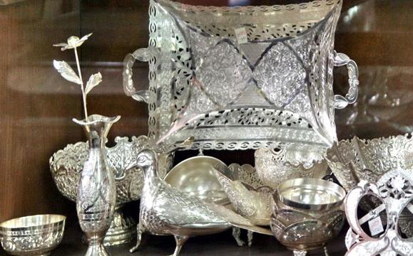 نقره سازی اصفهان